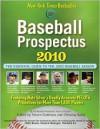 Baseball Prospectus 2010 - Steven Goldman