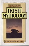 A Dictionary of Irish Mythology (Oxford Paper Reference Series) - Peter Berresford Ellis