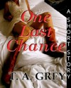 One Last Chance - T.A. Grey