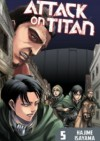 Attack on Titan #5 - Isayama Hajime
