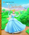Walt Disney's Cinderella (a Little Golden Book) - RH Disney