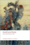Greek Lyric Poetry - M. L. West (Translator)