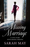 The Missing Marriage - Sarah May