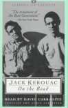 On The Road - Jack Kerouac, David Carradine