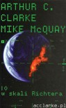 10 w skali Richtera - Arthur C. Clarke, Mike McQuay