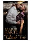 Talson's Test - Marie Harte