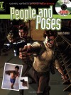 Comic Artist's Photo Reference - People & Poses: Book/CD Set with 1000+ Color Images - Buddy Scalera, Scalera