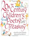 The 20th Century Children's Poetry Treasury (Treasured Gifts for the Holidays) -