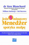 Jednominutowy menedżer spotyka małpę. ePub - Ken Blanchard,  William Oncken Jr.,  Hal Burrows