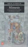 Mimesis: La representacion de la realidad en la literatura Occidental - Erich Auerbach