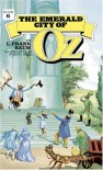 Emerald City of Oz - L. Frank Baum, John R. Neill