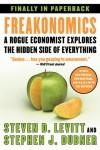 Freakonomics - Steven D. Levitt, Stephen J. Dubner