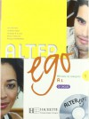 Alter Ego Level One Textbook with CD (French Edition) - Annie Berthet