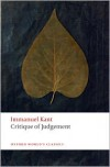 Critique of Judgement (World's Classics) - Immanuel Kant