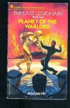 Planet of the Warlord (Last Legionary #4) - Douglas Hill