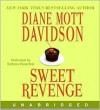 Sweet Revenge (Culinary Mystery Series #14) - Diane Mott Davidson,  Read by Barbara Rosenblat