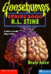Brain Juice - R.L. Stine