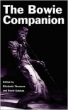 The Bowie Companion - Elizabeth Thomson, David Gutman