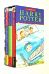 The Harry Potter trilogy: The Philosopher's Stone / The Chamber of Secrets / The Prisoner of Azkaban - J.K. Rowling