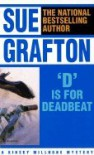 """""""C"""" is for Corpse - Sue Grafton"""