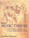 Basic Music Theory - Jonathan Harnum