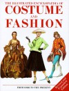 The Illustrated Encyclopedia Of Costume And Fashion: From 1066 To The Present - Jack Cassin-Scott