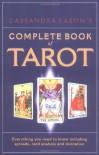 Cassandra Eason's Complete Book Of Tarot - Cassandra Eason