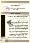 Aureus Libellus: Tacitus' Germania en het Duitse humanisme 1457-1544 (Utrechtse historische cahiers) - Ronald Donenfeld