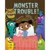 Monster Trouble! - Lane Fredrickson, Michael Robertson
