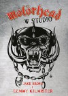 Motorhead w studio - Kilmister Lemmy Brown Jake