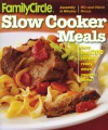 Family Circle Slow Cooker Meals - Family Circle