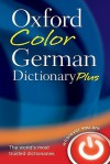 Oxford Color German Dictionary Plus - Oxford University Press