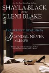 Scandal Never Sleeps - Shayla Black, Lexi Blake