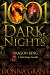 Dragon King: A Dark Kings Novella - Donna Grant