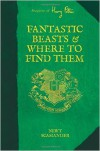Fantastic Beasts and Where to Find Them (Harry Potter) - Newt Scamander, J.K. Rowling