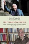 Listy i rozmowy 1965-2014 - Tadeusz Różewicz, Ryszard Przybylski, Krystyna Czerni