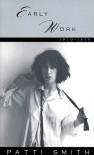 Early Work 1970-1979 - Patti Smith