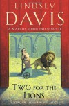 Two for the Lions (Marcus Didius Falco, #10) - Lindsey Davis
