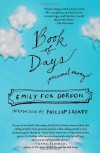 Book of Days: Personal Essays - Emily Fox Gordon, Phillip Lopate