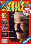 Secret Service 55 (marzec 1998) - Redakcja Miesięcznika Secret Service, Marcin Przasnyski, Waldemar Nowak