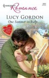 One Summer in Italy - Lucy Gordon
