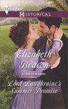 Lord Laughraine's Summer Promise (A Year of Scandal) - Elizabeth Beacon