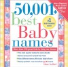 50,001 Best Baby Names - Diane Stafford