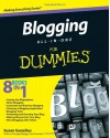 Blogging All-in-One For Dummies - Susan Gunelius