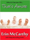 That's Amore - Erin McCarthy