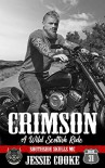 CRIMSON: Southside Skulls Motorcycle Club (Skulls MC Book 31) Kindle Edition  - Jessie Cooke