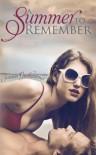A Summer to Remember (Seasons) - Jessica Gunhammer