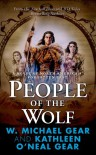 People of the Wolf - W. Michael Gear, Kathleen O'Neal Gear