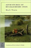 Adventures of Huckleberry Finn (Barnes & Noble Classics Series) - Mark Twain,  Robert G. O'Meally (Introduction)