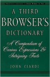 A Third Browser's Dictionary (Common Reader Editions) -